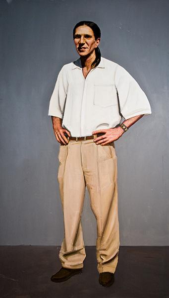 Portrait of Rich Michelson