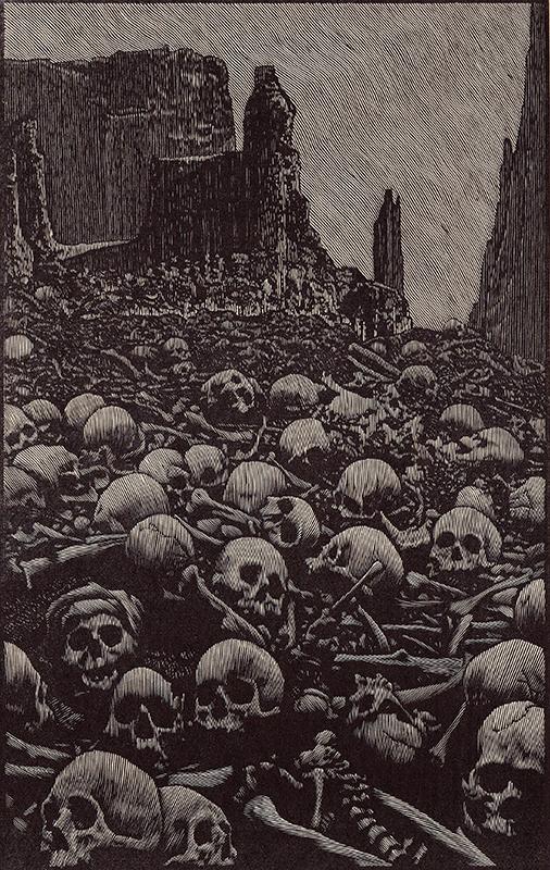 ezekiel's valley of dry bones by