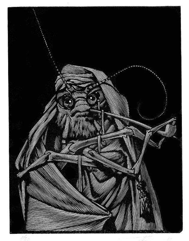 Erasmus the Roach Elder