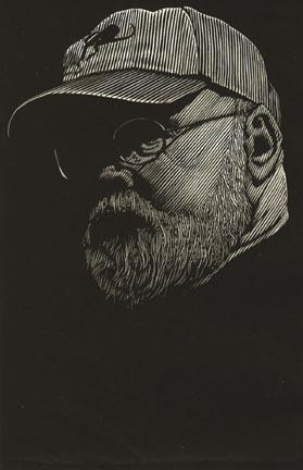 Self-Portrait with Bad Dog Hat