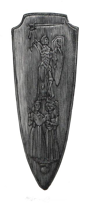 The Shield of Morgan Le Fay