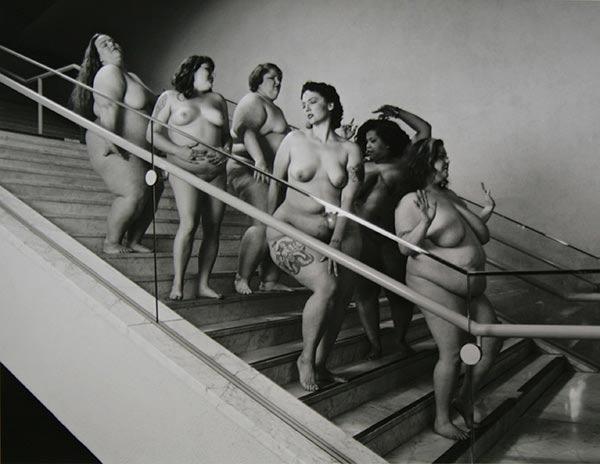 Nudes Descending a Stairway 2 | 1023