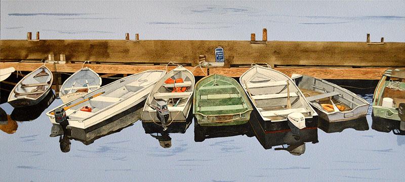 8 Boats