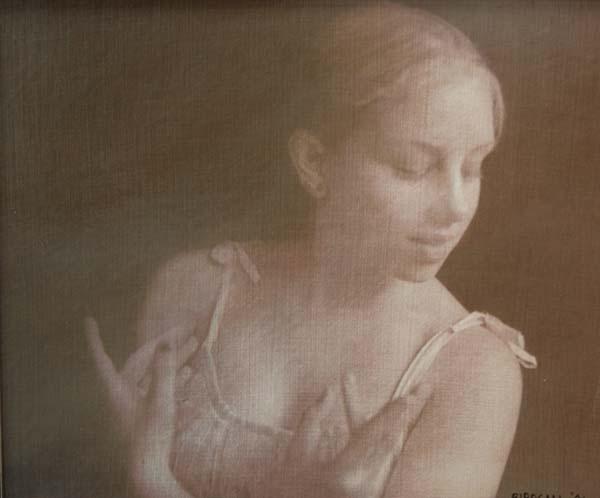 Anna Dancing To Ravel