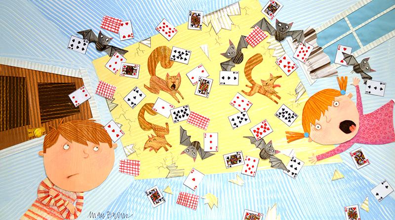 Bats And Squirrels