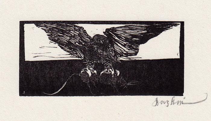Bird and Rat Pressmark