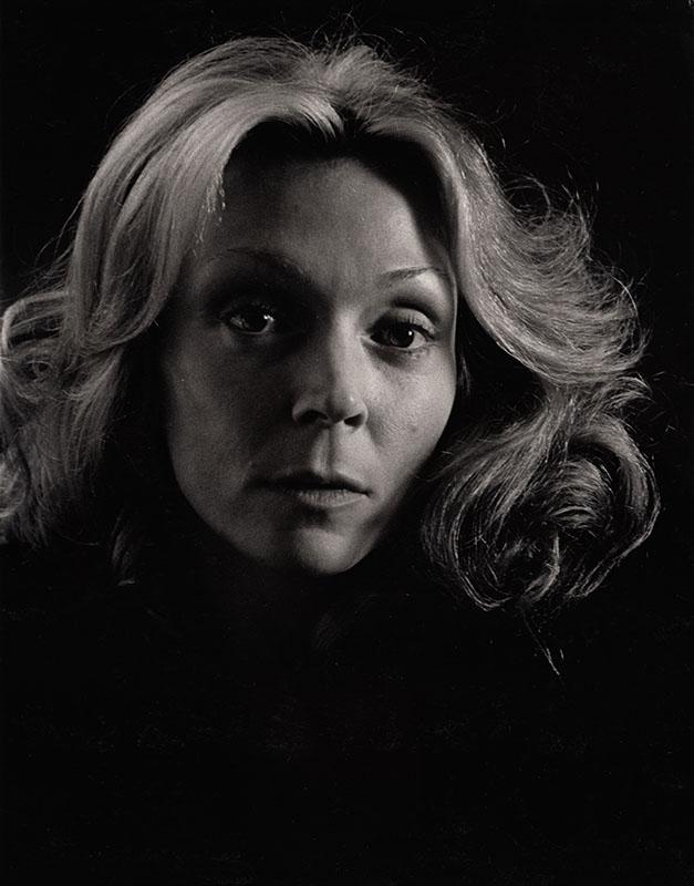 Dark Portrait of Woman