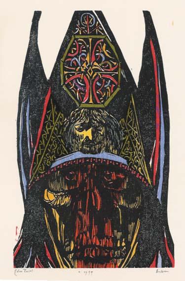 Death the Archbishop (Color)