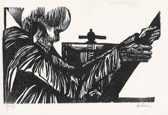 Death the Copperplate Printer