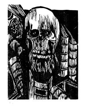 Death the Scholar