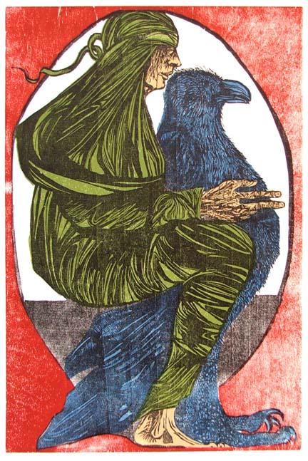 Egg Mother (Color)