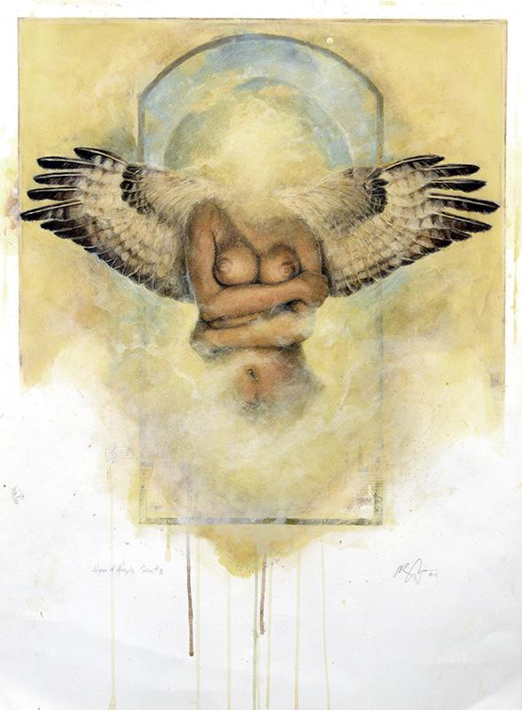Hymn of Angels Siren #3
