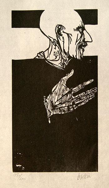 Iago Portrait and Profile
