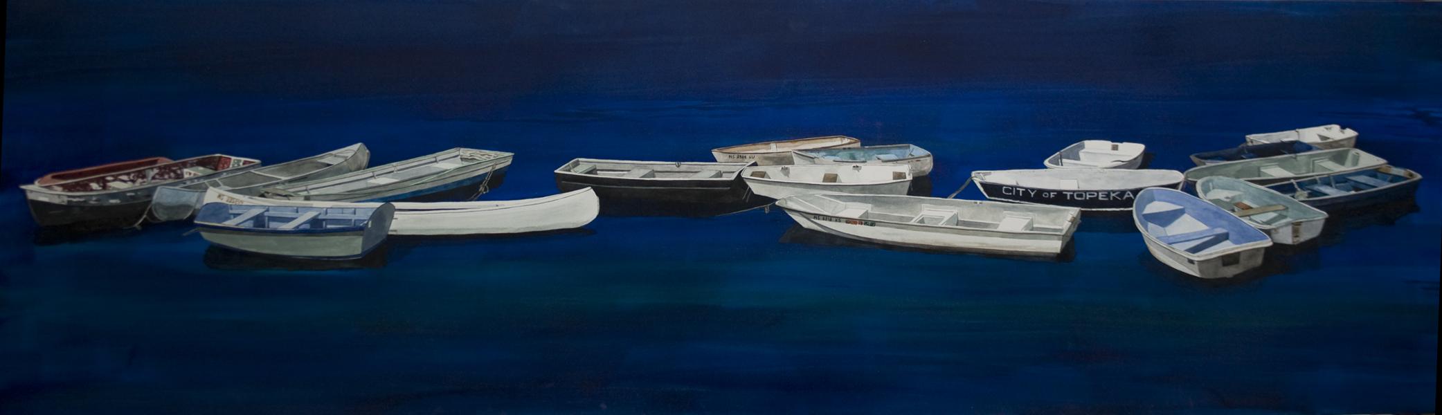 Long Horizon Boats
