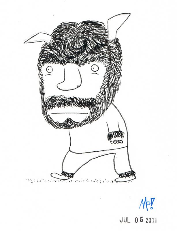 Bearded Monster