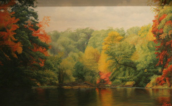 October Ware River