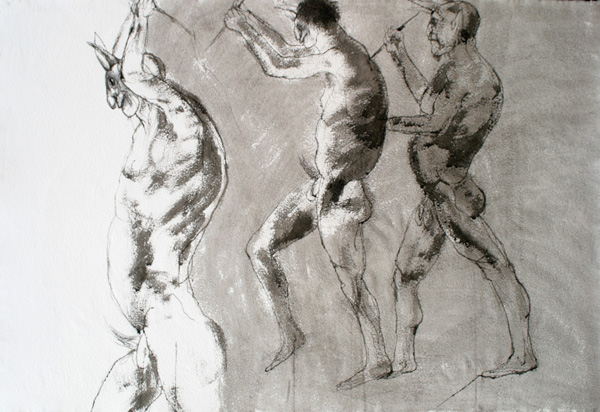 Study for the Divine Comedy 1