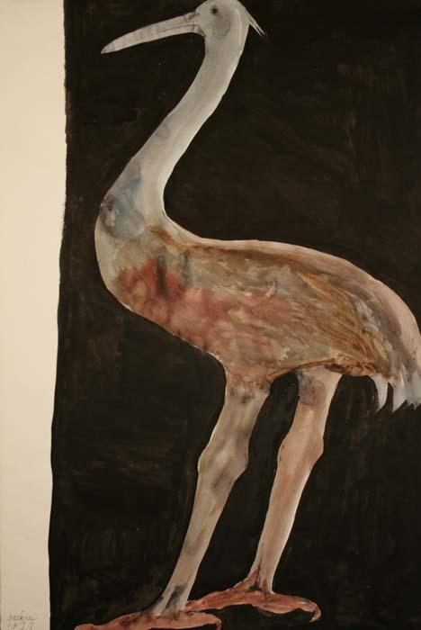 Raphael's Heron