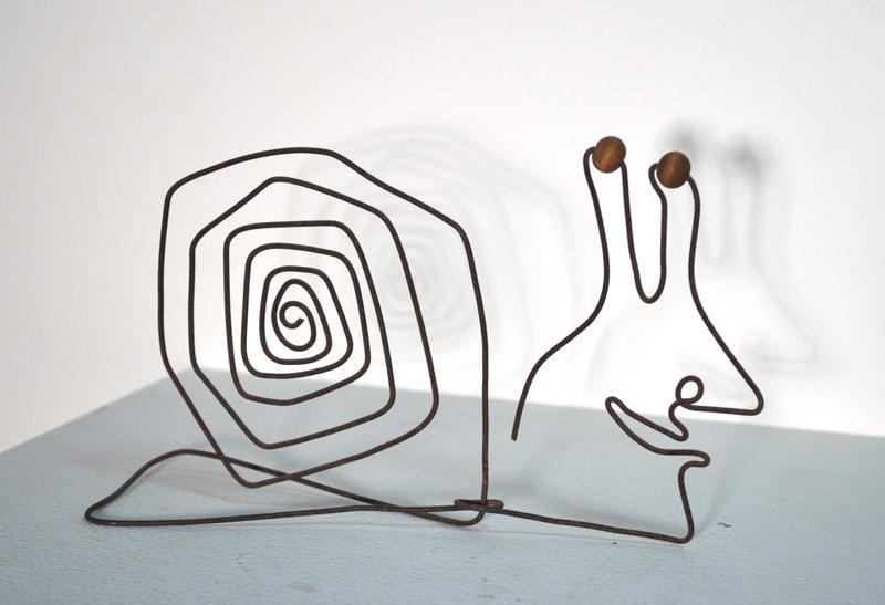 Snail with Schnoz