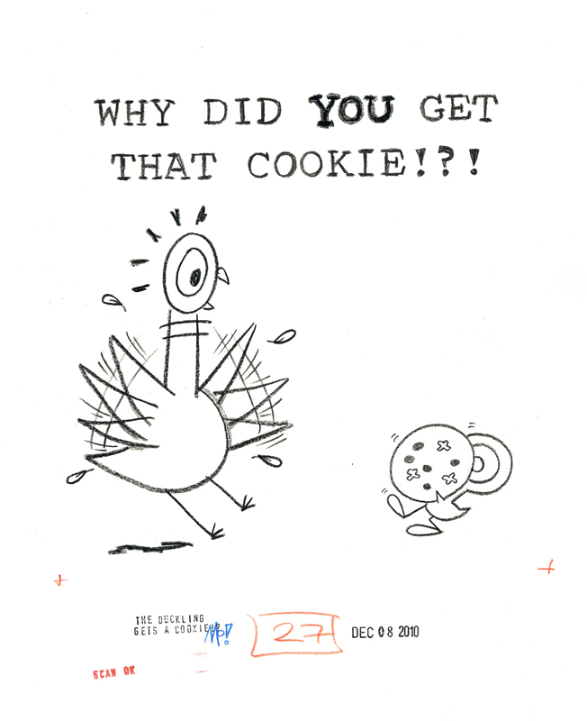 Why Did You Get That Cookie Pigeon R Michelson Galleries