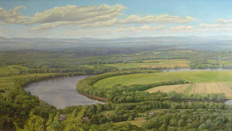 View of Hockanum Falls