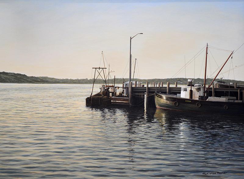 Wellfleet Harbor AM