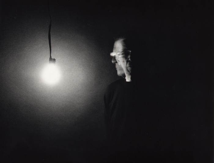Double Self Portrait with Light Bulb | 236-25