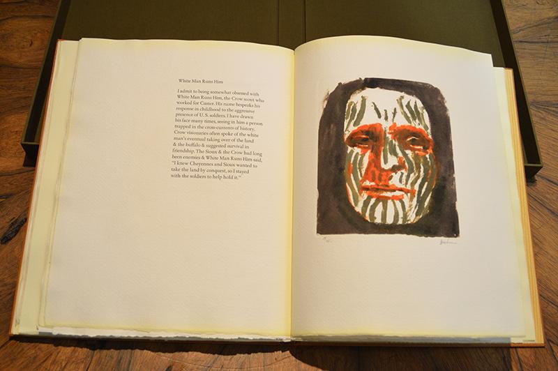 A Book of Plains Indians (2)