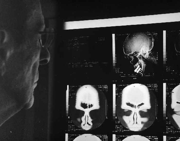Self Portrait with MRI | 236-31