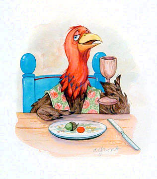 Turkey at the Table