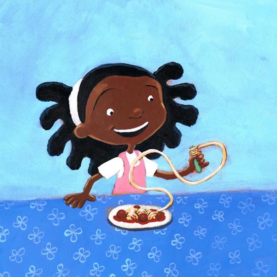 Curl It Spaghetti