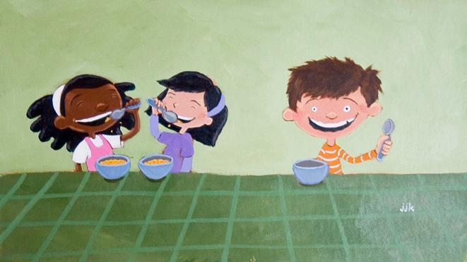Slurp Slurp Burp Soup