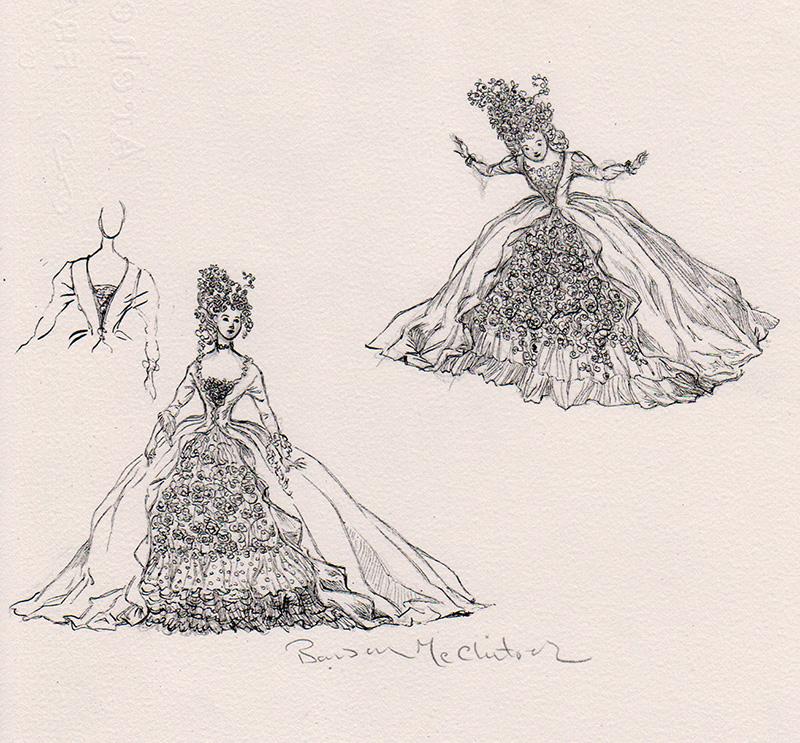 Costume (Sketch)
