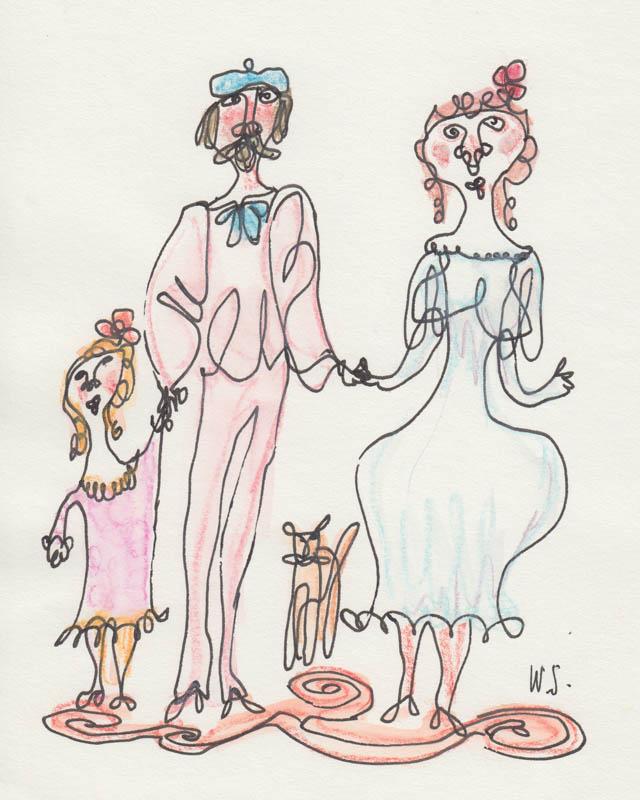 Family Portrait IV
