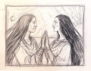 Estsanatlehi Sketch
