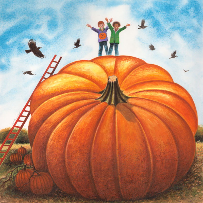 How Big Could Your Pumpkin Grow? (Cover)