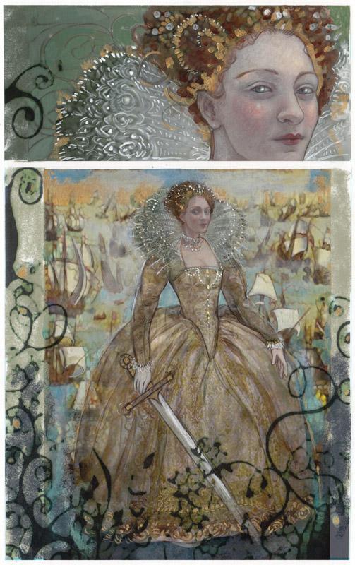 Queen Elizabeth The Great