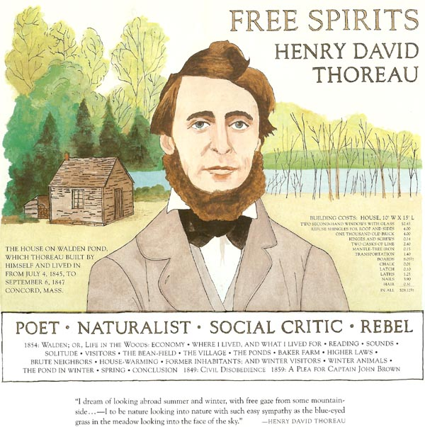 thoreau bean field essay in walden Walden study guide contains a biography of henry david thoreau, literature essays, a complete e-text, quiz questions, major themes, characters, and a.