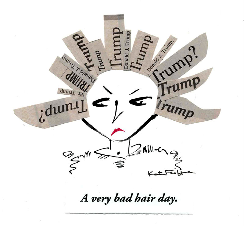 A Very Bad Hair Day