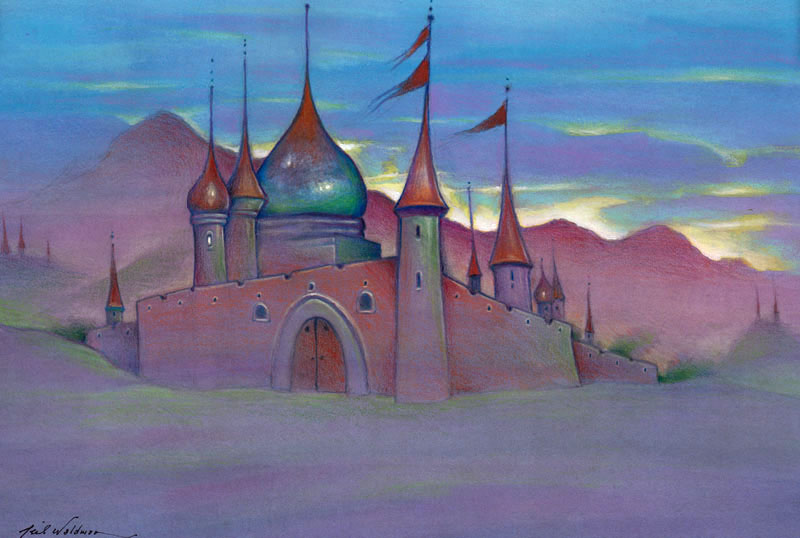 Al and Teddy's Castle