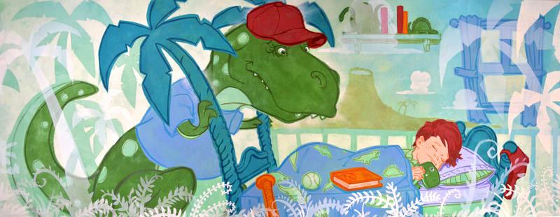 Dreaming of Dinosaur