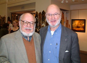 Norton Juster and Jules Feiffer