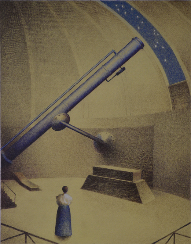 Henrietta Worked in an Observatory