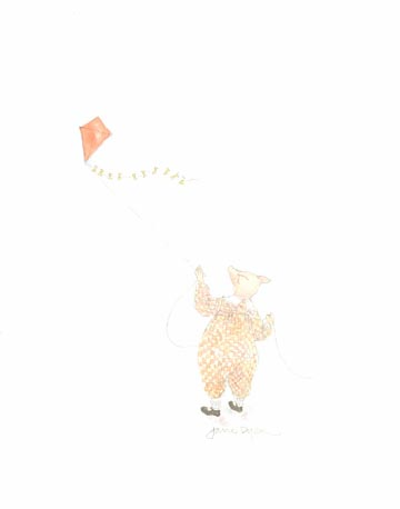 Kite in the Breeze