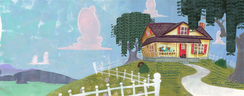 Lottie Paris Lives Here (Cover)