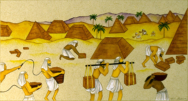 Pyramid Slaves