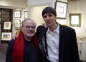 Maurice Sendak and Richard Michelson