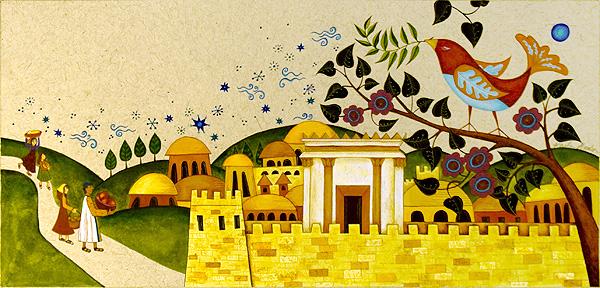 Temple Offerings