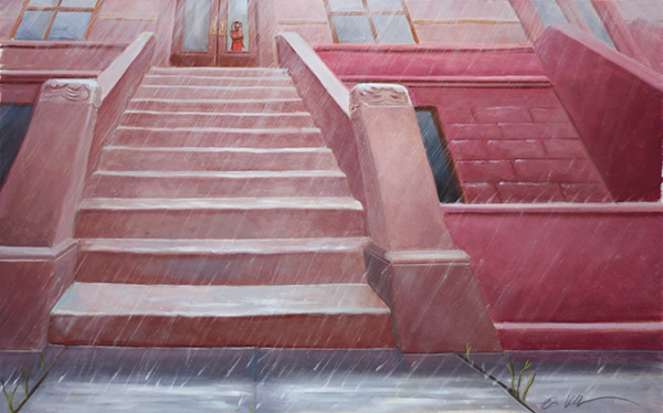 The Empty Stairs
