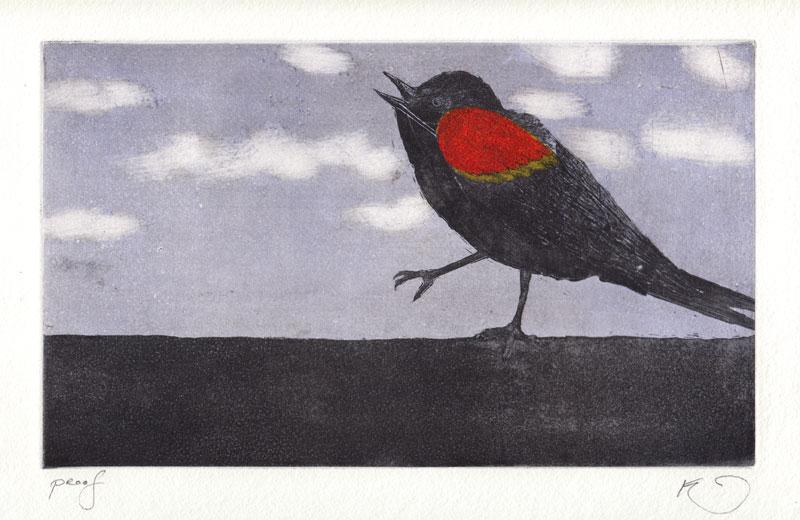 Blackbirds Whistled